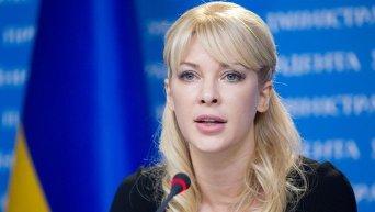 Начальник управления МВД по обеспечению возврата активов, полученных преступным путем Елена Тищенко