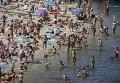 Киев, пляж