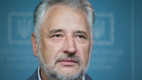 Павел Жебривский. Архивное фото