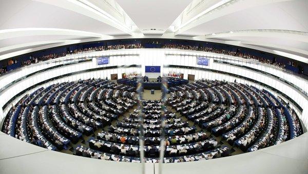 Заседание Европарламента в Страсбурге. Архивное фото