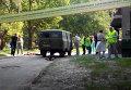Разбойное нападение на почтовое отделение в Харькове