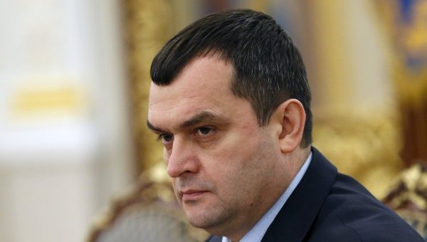 Виталий Захарченко. Архивное фото