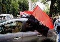 Правый сектор проводит акции протеста по всей Украине