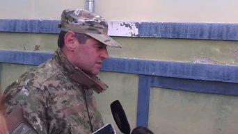 Заявление Маликова о событиях в Мукачево