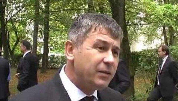 Народный депутат Украины Михаил Ланьо