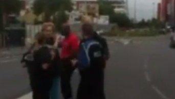 Захват заложников под Парижем: трансляция с места инцидента