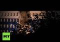 В Омске обрушилась казарма учебного центра ВДВ