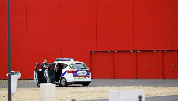 Полиция в Париже. Архивное фото