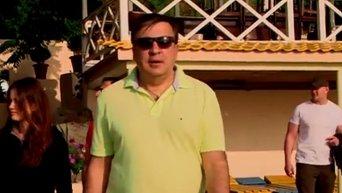 Михаил Саакашвили о пляжах