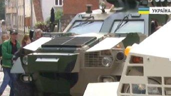 Обновленный бронеавтомобиль Дозор-Б