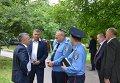 Взрыв на улице Юрия Липы во Львове