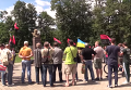 Жители Дзержинска обвинили ВСУ в контрабанде