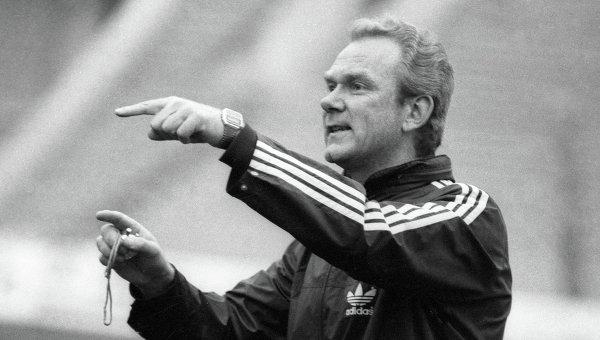 Валерий Лобановский. Архивное фото