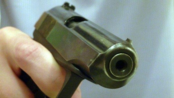 Оружие. Архивное фото