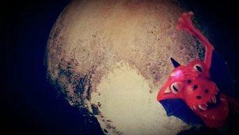 Плутон в фотожабах