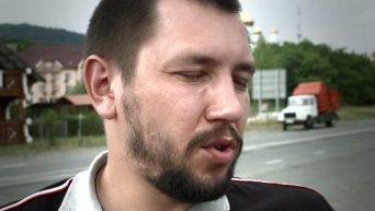 Правый сектор об одном погибшем в Мукачево