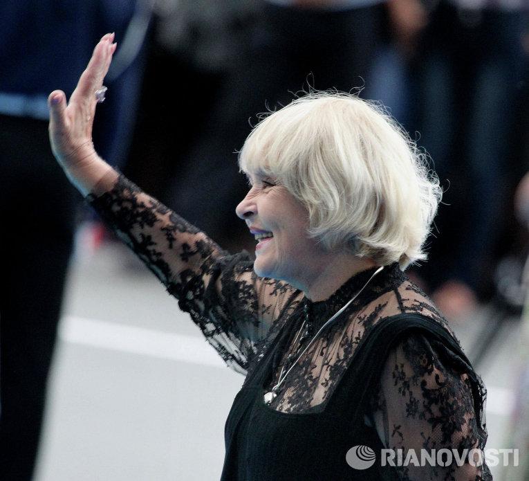 Актриса Ада Роговцева