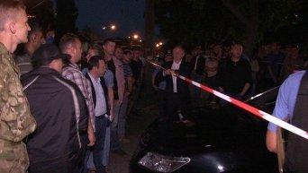 Противостояние кандидатов в нардепы в Чернигове