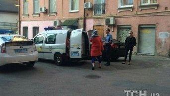 Патрульная полиция накрыла бордель в центре Киева