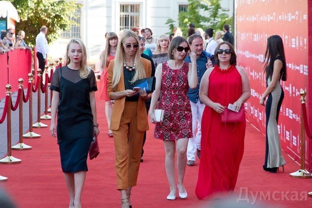 Закрытие Одесского кинофестиваля