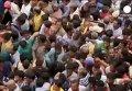 Индия: на празднике в давке погибли люди