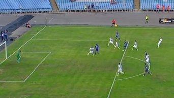 Сталь - Динамо - 1:2. Видео