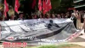 Теракт в Турции. Видео