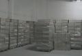 Контрабандные сигареты. Архивное фото