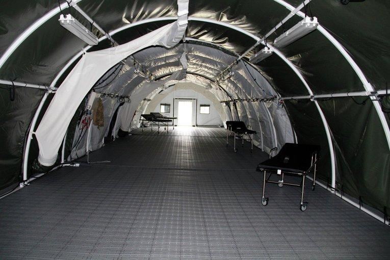 США передали полевой госпиталь для украинских военных, - Генштаб - Цензор.НЕТ 7498