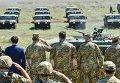 Порошенко на учениях ВМС в Николаевской области