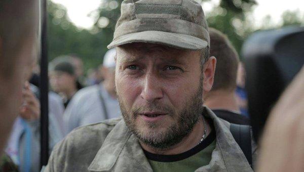 Дмитрий Ярош. Архивное фото