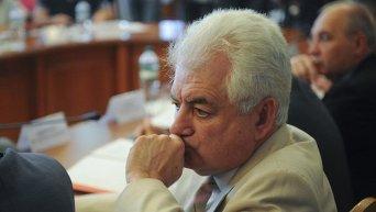 Директор Украинского центра оценивания качества образования (УЦОКО) Игорь Ликарчук