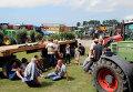 Забастовка фермеров во Франции