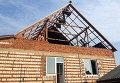 Строительство дома в Закарпатской области. Архивное фото