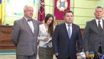 Литва, Польша и Украина заключили соглашение о создании бригады LITPOLUKRBRIG. Видео