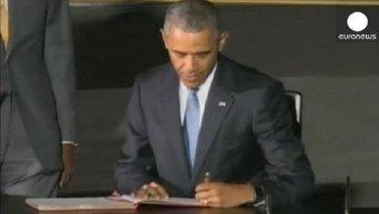 Обама: визит в Кению