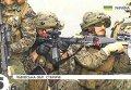 Морские пехотинцы США обменялись опытом с украинскими военными