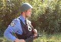 Побег осужденных в Хмельницкой области. Видео