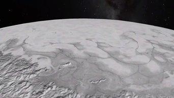 Океан на Плутоне. Видео