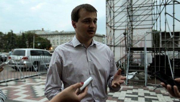 Сергей Березенко. Архивное фото