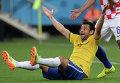 Игрок сборной Бразилии Фред. Архивное фото