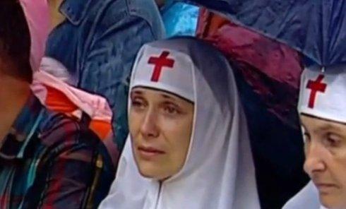 Божественная литургия в Свято-Успенской Киево-Печерской Лавре
