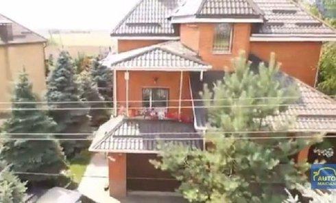 Дом, принадлежащий экс-прокурору Александру Корнийцу