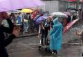 Последствия ливня в Киеве. Станция метро Лукьяновская, 28 июля 2015 г.