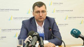 Заместитель председателя Государственной фискальной службы Украины Константин Ликарчук