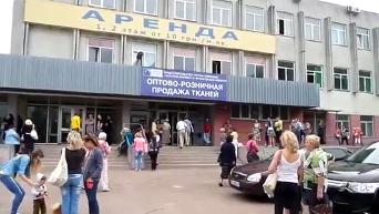 Очередь за денежной благодарностью после выборов в Чернигове. Видео