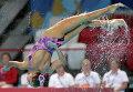 Член сборной Украины на чемпионате мира по плаванию в Казани
