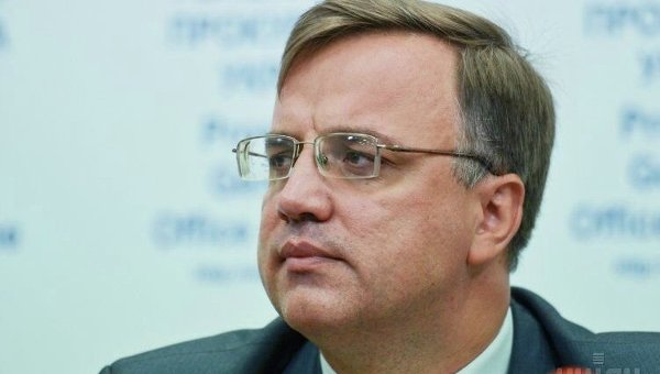 Юрий Севрук. Архивное фото