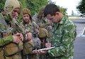 Воздушно-десантная подготовка спецназа ВСУ. Архивное фото