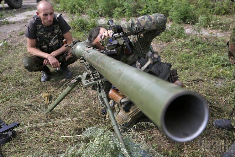 Лента военных событий в Новороссии за 06.09.2016